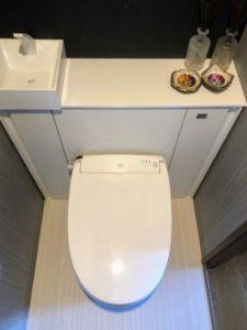 トイレ 改修