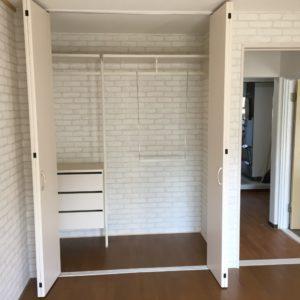 トイレ改修・押入れ改修・その他内装改修の工事